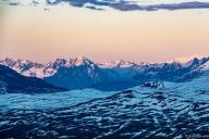 360-Grad-Sicht, Nähe Valdez