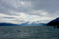 on the way to Valdez