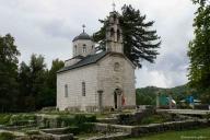 Cetinje, Montenegeo
