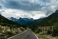 Albanien Alps, Albania