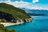 Gjipe Beach, Albanien