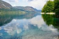 Bohinjsko See, Slowenien