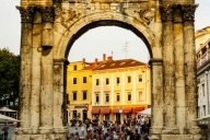 Pula, Kroatien