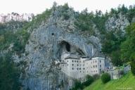 Höhlenburg Predjama, Slowenien