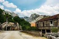 Paklenica National Park, Kroatien