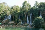 Kravica Waterfalls, Bosnia and Herzegowina