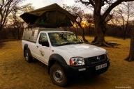 Khama Rhino Sanctuary, Botswana