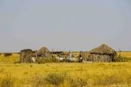 on the road, Botswana