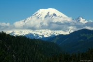 Mount Rainier Nationalpark, Washington