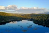 surrounding of Lassen Volcanic National Park