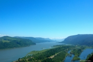 Columbia River Area, Oregon