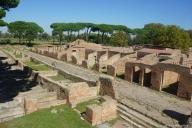 Ostia Antica, Italien