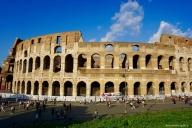 Kolloseum in Rom, Italien
