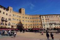 Siena, Italien