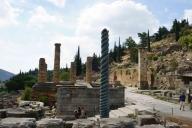 Delphi, Griechenland