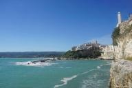 Vieste, Italien