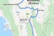 Route-Myanmar