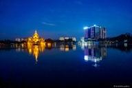 Karaweik, Rangun, Myanmar
