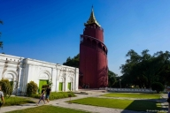 Mandalay Palast, Myanmar