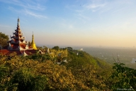 Mandalay Hill, Myanmar
