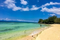 Lambug Beach, Cebu, Philippinen
