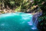 Kawasan Falls, Cebu, Philippinen