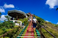 Chocolate Hills, Bohol, Philippinen