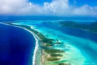 Flug Bora Bora - Moorea