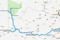 Route Südafrika