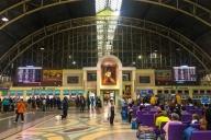 Bahnhof, Bangkok