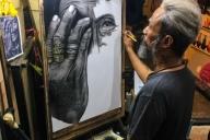 Ein wahrer Künstler