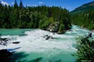 Reargurad Waterfalls - Mount Robson Park